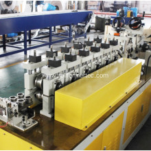 Automobile tube barrel band clamp rollformers